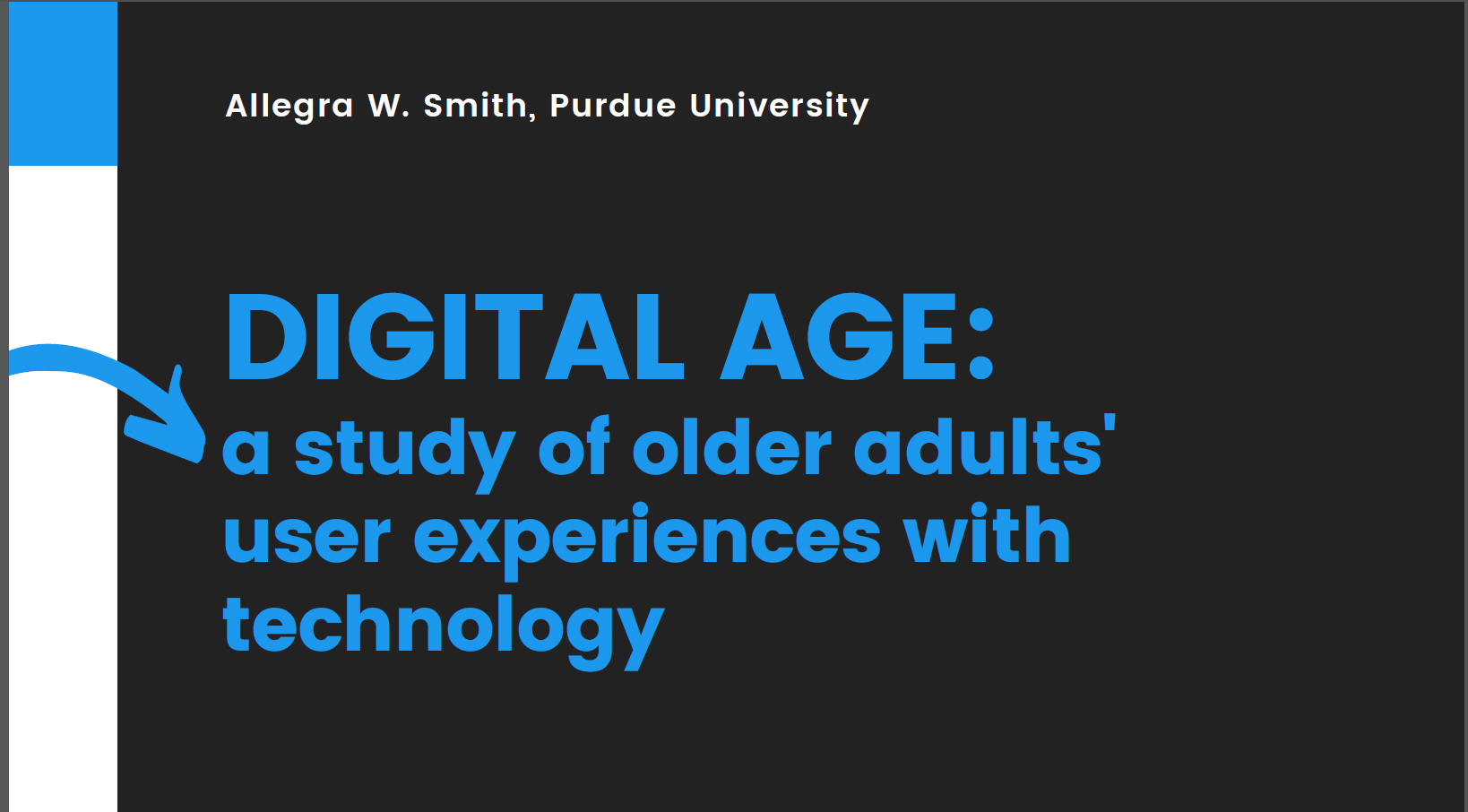 """thumbnail for Allegra's research talk on her dissertation, """"Digital Age,"""" and other planned projects"""